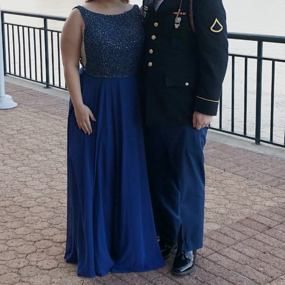 Blush Dresses & Skirts - Formal dress